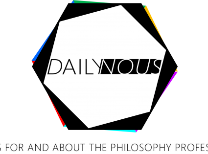 Daily Nous - News for and about the philosophy profession